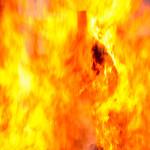 Bedonia Carnevale 2013 p3 (298) falò. fuoco