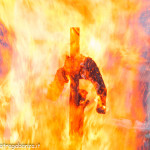 Bedonia Carnevale 2013 p3 (310) falò. fuoco