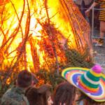 Bedonia Carnevale 2013 p3 (317) falò. fuoco