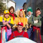 Borgotaro Carnevale Coppa del Sabione 2013 (121) Super Mario