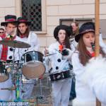 Bedonia Carnevale 2013 p2 (247) Banda Glenn Miller Band