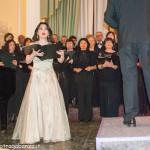 Corale Lirica Valtaro Circolo Ufficiali M. M. Spezia 09-03-2013 (177) Soprano Hitomi Kuraoka