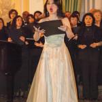 Corale Lirica Valtaro Circolo Ufficiali M. M. Spezia 09-03-2013 (179) Soprano Hitomi Kuraoka