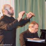 Corale Lirica Valtaro Circolo Ufficiali M. M. Spezia 09-03-2013 (298) Direttore M.o Emiliano Esposito