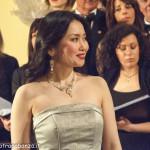 Corale Lirica Valtaro Circolo Ufficiali M. M. Spezia 09-03-2013 (301) Soprano Hitomi Kuraoka