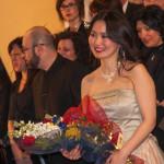 Corale Lirica Valtaro Circolo Ufficiali M. M. Spezia 09-03-2013 (312) Soprano Hitomi Kuraoka