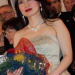 Corale Lirica Valtaro Circolo Ufficiali M. M. Spezia 09-03-2013 (321)Soprano Hitomi Kuraoka