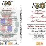 Corale Lirica Valtaro Circolo Ufficiali M.M. 09-03-2013 Spezia 1