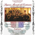 locandina Corale Lirica Valtaro Circolo Ufficiali M.M. 09-03-2013 Spezia