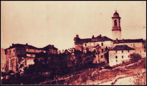 castello Borgotaro tratto comunità montana Taro Ceno