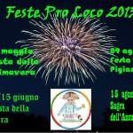 Eventi 2013 Pro Loco Albareto