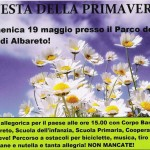 locandina Festa della Primavera Albareto 2013