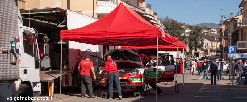 Rally del Taro 2013 Bedonia (145) meccanici