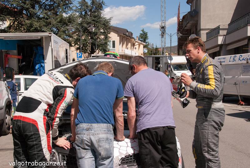 Rally del Taro 2013 Bedonia (525) meccanici