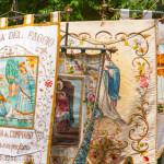 Compiano Val Taro 2013-07-07 (160) secolari stendardi Sacri