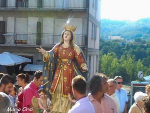 Albareto Processione B.V. Maria Assunta in Cielo (23) 2013