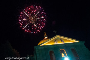 Basilica San Marco Bedonia 14-07-2013 Fuochi Artificiali (117)