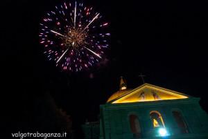 Basilica San Marco Bedonia 14-07-2013 Fuochi Artificiali (120)