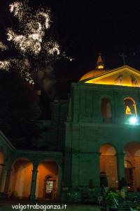 Basilica San Marco Bedonia 14-07-2013 Fuochi Artificiali (137)