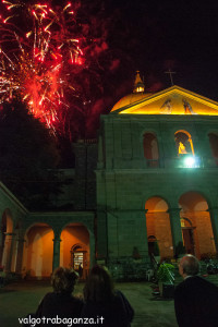 Basilica San Marco Bedonia 14-07-2013 Fuochi Artificiali (150)
