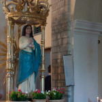 Cassio Terenzo Santa Maria 15-08-2013 (141) Statua