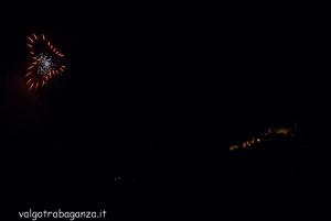 Fuochi artificiali Isola di Compiano estate 2012 Val Taro (134)