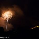 Fuochi artificiali Isola di Compiano estate 2012 Val Taro (144)