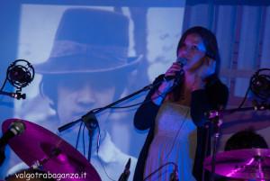 Keravà Concerto Albareto 2013 (219) Daniela Scanu (voce – percussioni)