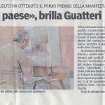 Gazzetta di Parma del 2013-09-29 Guatteri Torrechiara Pittura Articolo