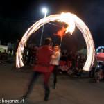 Fiera Fungo Albareto 2013-09-06 Giocolieri Fuoco (152) Bandiere infuocate