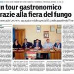 Fiera Fungo Borgotaro IGP 2013 Articolo