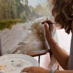 Fiera del Fungo Albareto 09-09-2012 (679) Estemporanea pittura