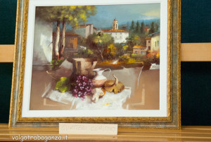 Fiera del Fungo Albareto 09-09-2012 (692) Estemporanea pittura secondo premio Guatteri Claudio