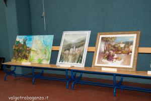 Fiera del Fungo Albareto 09-09-2012 (700) Estemporanea pittura