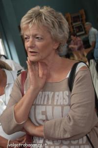 Fiera del Fungo Albareto 09-09-2012 (716) Magri Francesca Estemporanea pittura