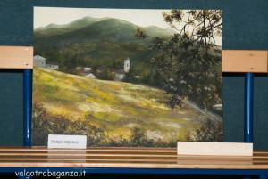 Fiera del Fungo Albareto 09-09-2012 (717) Estemporanea pittura terzo premio Magri Francesca
