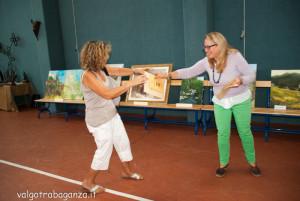 Fiera del Fungo Albareto 09-09-2012 (732) Estemporanea pittura