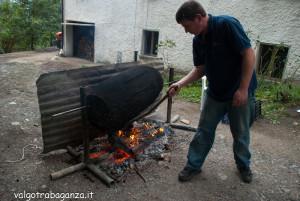 2013-10-13 (235) Castagna Folta caldarroste cottura