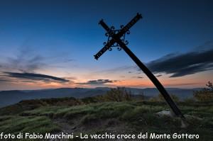 Concorso 2013 Fabio Marchini La vecchia croce del monte Gottero