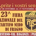 Fiera nazionale tartufo nero Fragno 2013 (1)