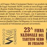 Fiera nazionale tartufo nero Fragno 2013 (3)