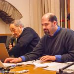 2013-03-22 Giacomo Bernardi Massimo Beccarelli Borgotaro Biblioteca Manara (2)