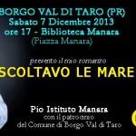 2013-12-07 Presentazione Giorgio Mattioni Ascoltavo le maree