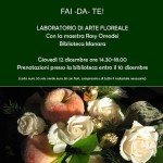 2013-12-12 Borgotaro Laboratorio arte floreale