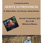 2013-12-19 locandina Gente di Provincia Borgotaro