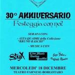 2013-12-18 30° anniversario Insieme per Vivere locandina Styx