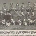 articolo Albareto Amatori - 1998