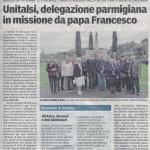Articolo Unitalsi Roma 2013