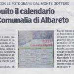 Calendario Comunalia Albareto  30-01-2012