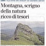 La linea del bosco Giuliano Serioli Gazzetta di Parma 1